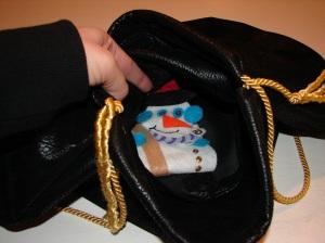 Hidden Snowman