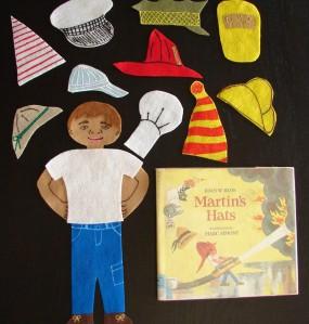Martin's Hats