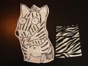 Tuck Zebra