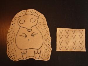 Tuck Hedgehog