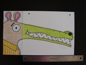 Arthur Alligator