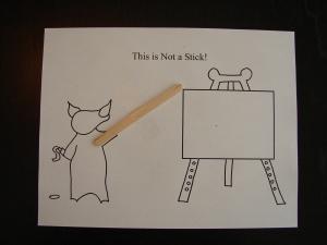 Not a Stick Craft