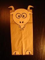 Lumphy Puppet