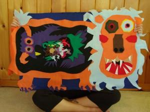 finished monster