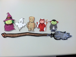 Halloween Clip Clop