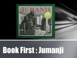 Book vs Movie Jumanji