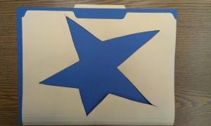 Draw Star Folder