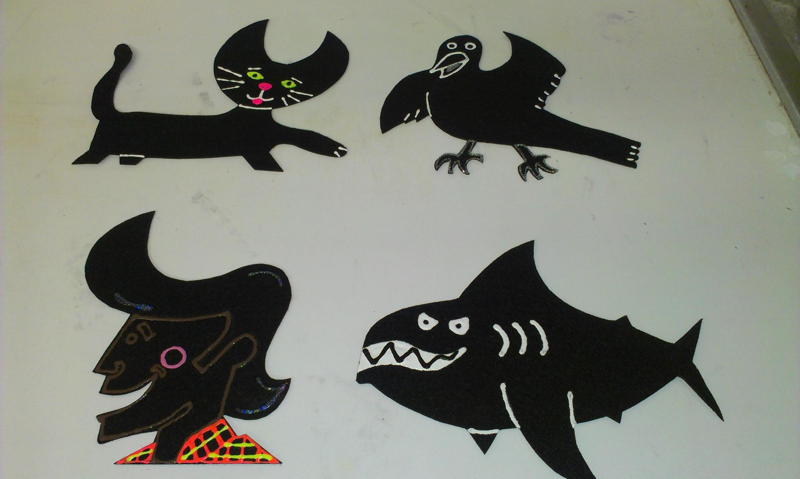 Shark In The Park on Preschool Storytime