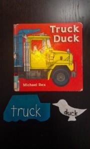 Truck Duck 1