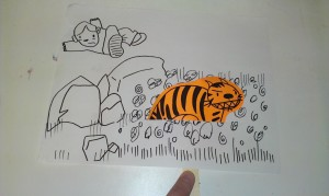 Its a Tiger Craft Photo