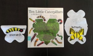 Ten Little Caterpillars (2)