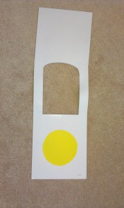 Press Here Yellow Front