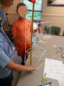 Tower Building a