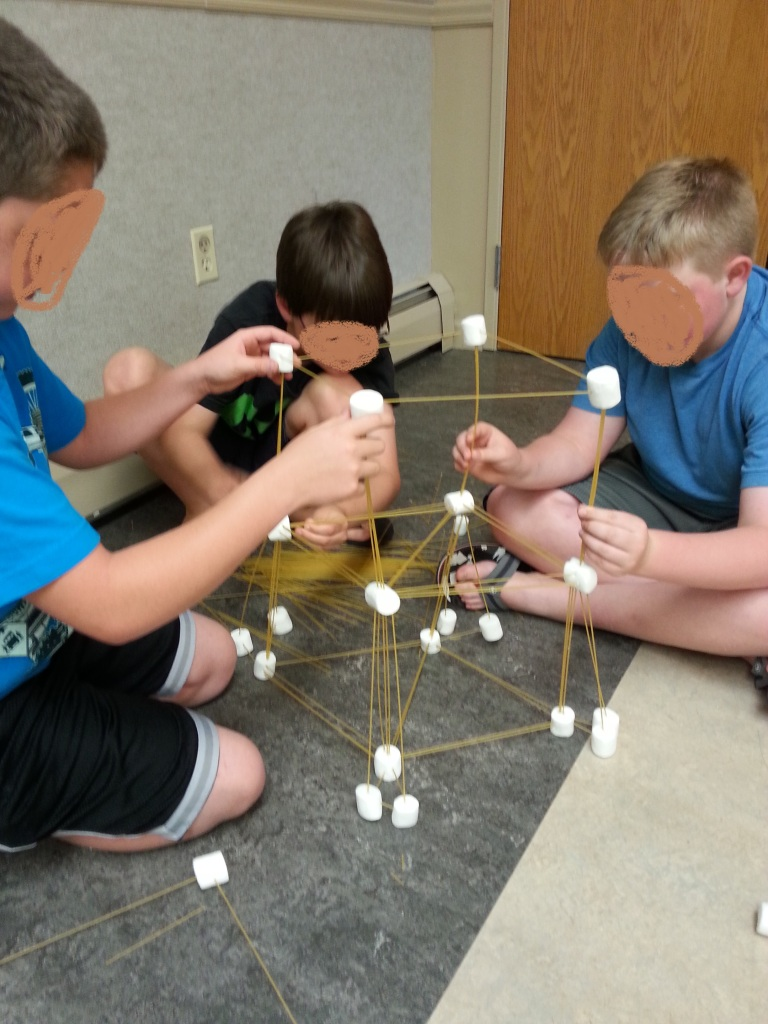 Tower Building with the School Age | Thrive After Three