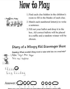 How to play Wimpy Kid