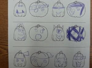 Pumpkin Ballots (5)