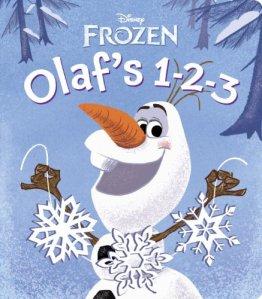 Olaf's 123 Book