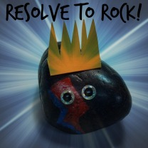 Resolve to Rock meme image