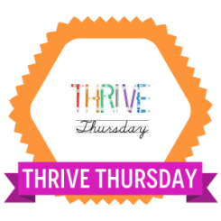 Thrive Thursday Badge