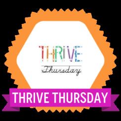Thrive Thursday Badge