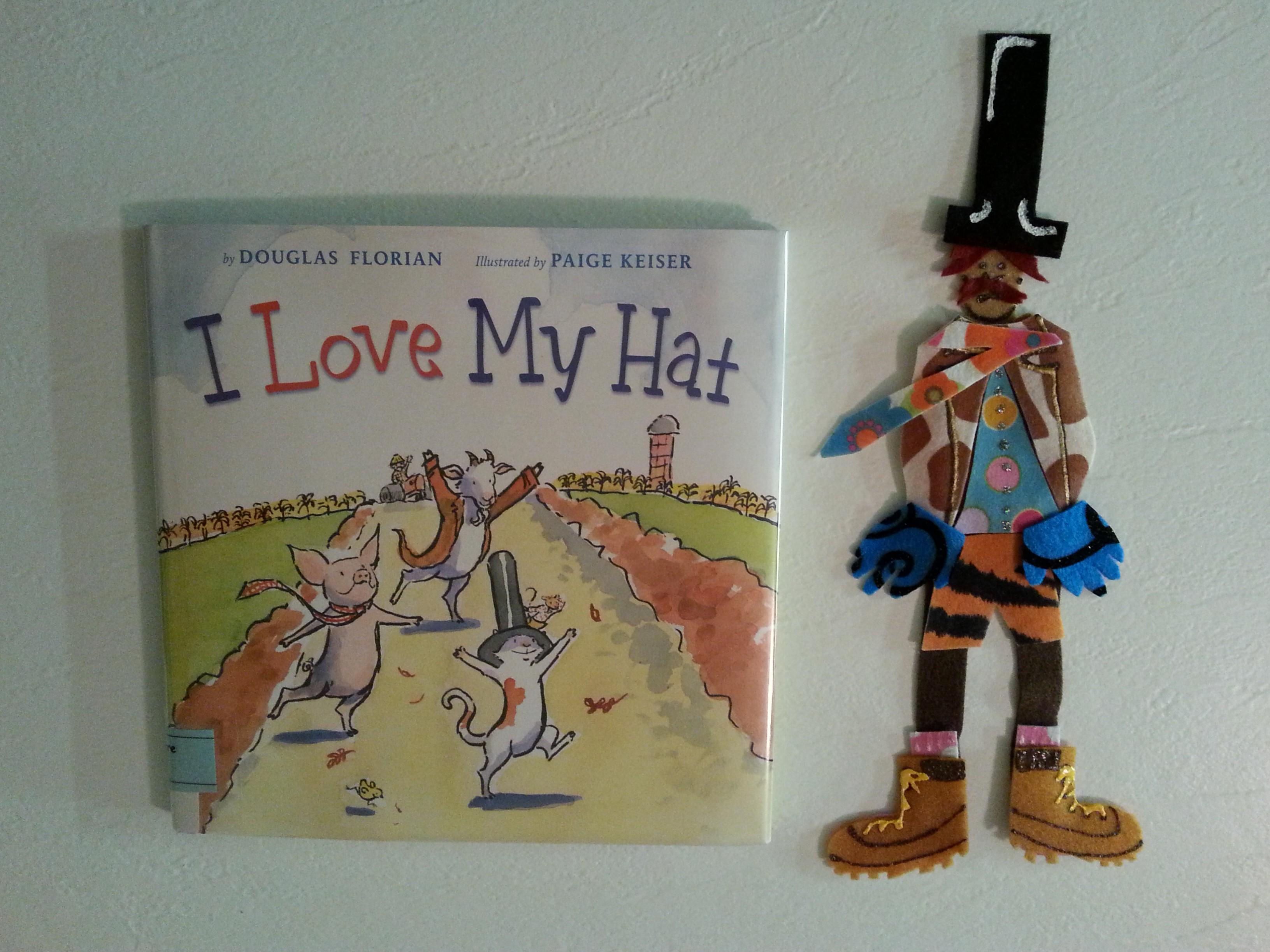 d97245ed3c0 I Love My Hat by Douglas Florian