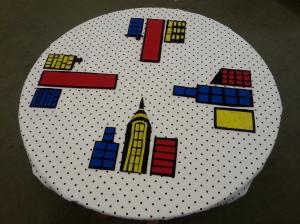 Superhero Felt Table (4)