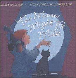 Moon might be milk